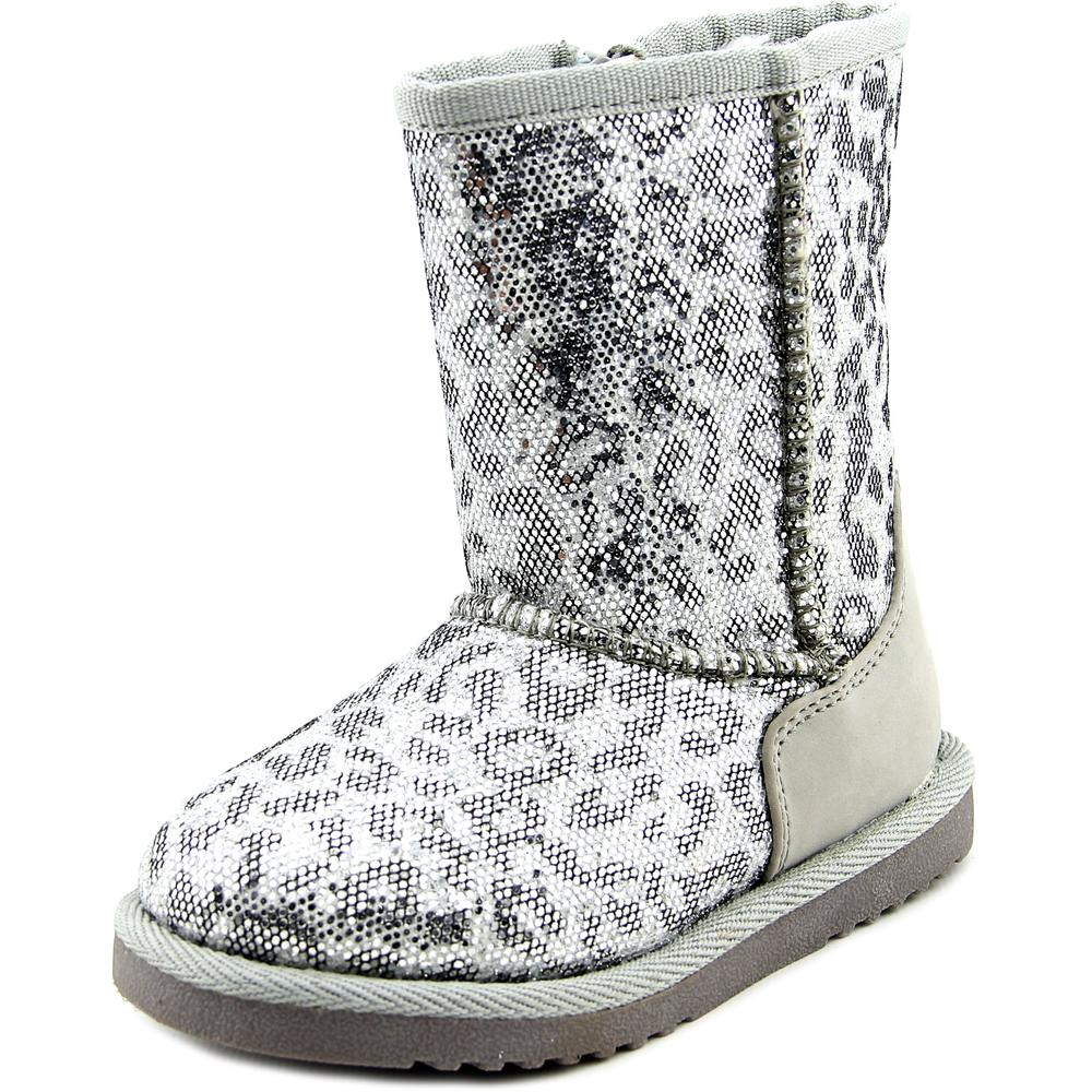 dynasty CR5627-DSH Toddler  Round Toe Synthetic  Winter Boot