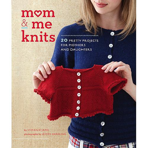 Chronicle Books, Mom & Me Knits