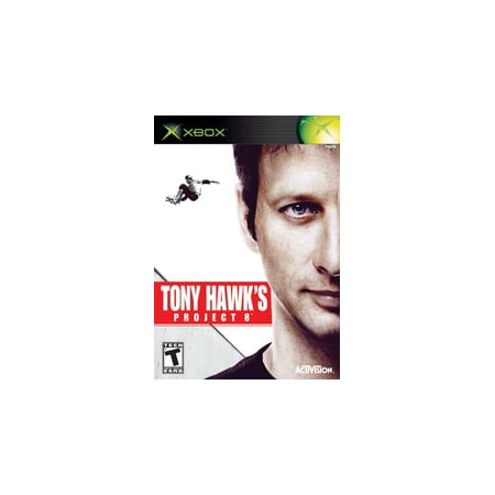 Tony Hawk Project 8 - Xbox (Refurbished)