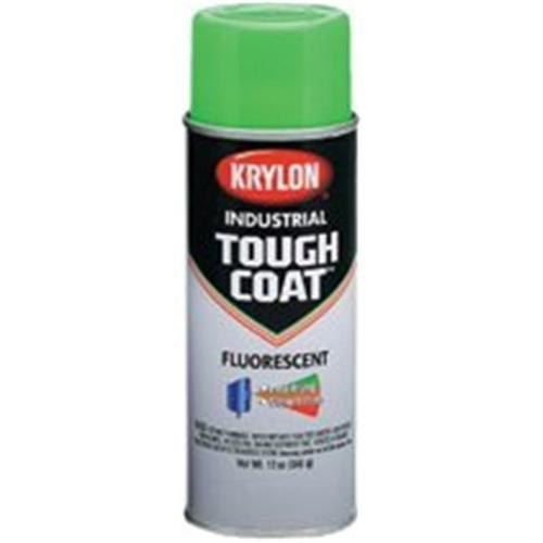 Krylon Tough Coat  Fluorescent Orange Acrylic (Set of 12)