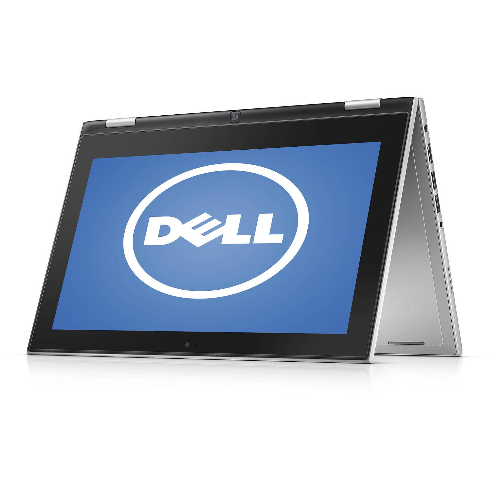 Dell Inspiron 11 3000 I3147-3750slv Convertible Laptop Pc - Intel Pentium N3530 2.16 Ghz Quad-core Processor - 4 Gb Ddr3 Sdram - 500 Gb Hard Drive - 11.6-inch Touchscreen Display - Windows 8...