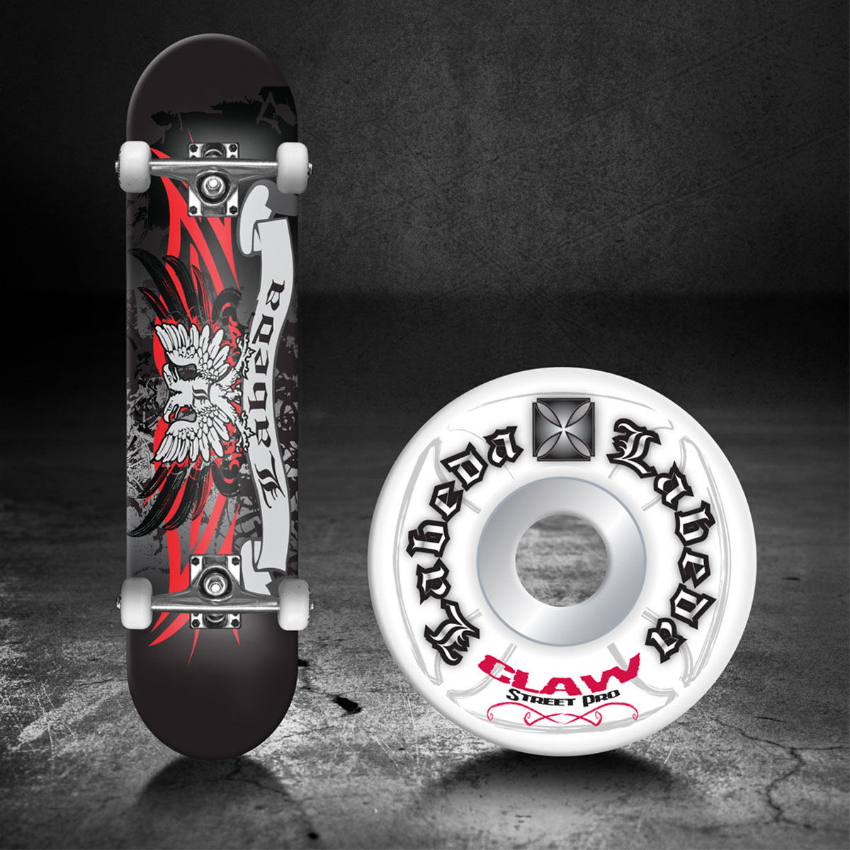 Roller Derby Labeda Pro Series Skateboard - LAB-55
