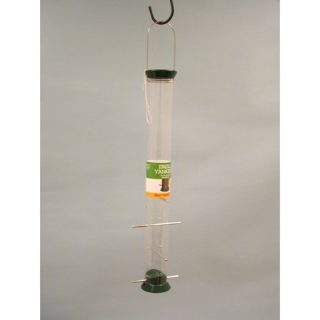 New Generation Thistle Feeder, 23-Inch, Green (The All New Kitty Tube Generation 2)