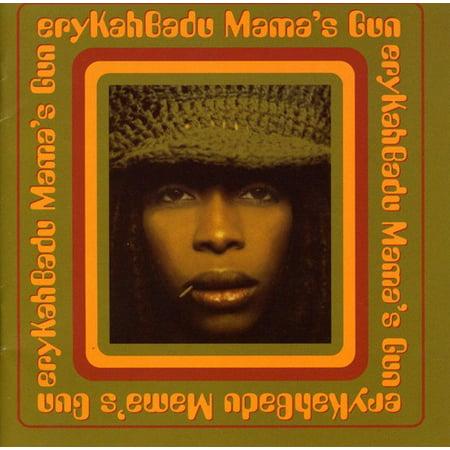 Mama's Gun (CD) - Disc Gun