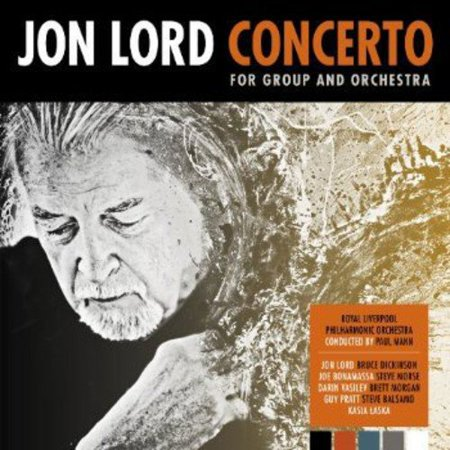 Concerto For Group and Orchestra (Vinyl)