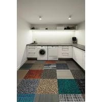 "Muncaster 24"" x 24"" (72SF/carton) carpet tile assortment in MIXED colors"