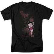 Betty Boop Cutie Mens Short Sleeve Shirt