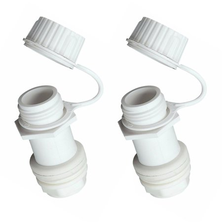 Igloo Threaded Drain Plug, 2PK Cooler Replacement