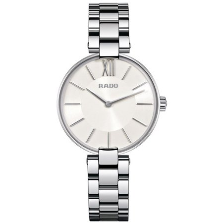 Rado Coupole Stainless Steel Ladies Watch R22850013