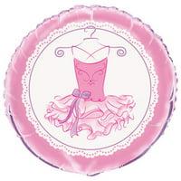 b75a5e0bf59a9 Ballerina Party Supplies - Walmart.com