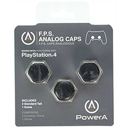 PowerA FPS Analog Caps For Playstation 4 (1428775-01)