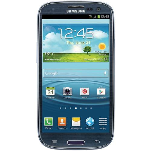 Samsung I747 Galaxy S3 GSM Smartphone (Unlocked), Blue
