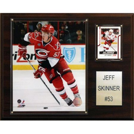 C & I Collectables 1215SKINNER NHL 12 X 15 Jeff Skinner Carolina Hurricanes Player Plaque - image 1 of 1