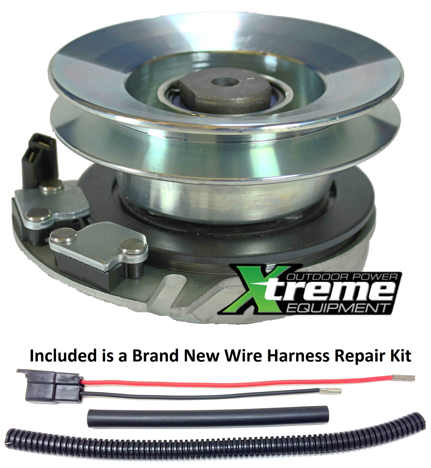 Troy Bilt Wiring Harness Schematic Diagrams Fuel Filter Bundle 2 Items Pto Electric Blade Clutch Wire Repair Kit