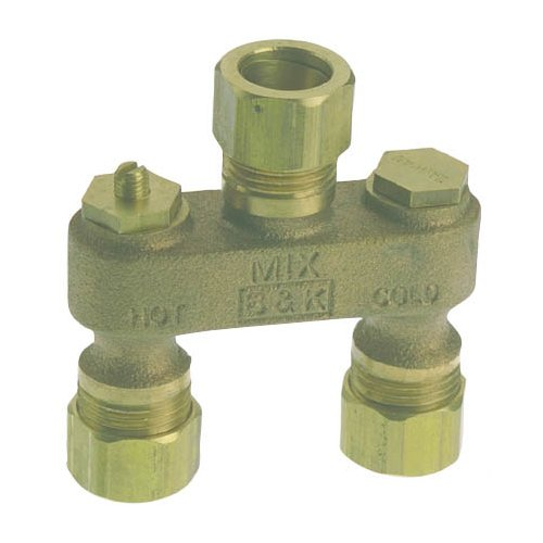 B&K Industries Anti Sweat Toilet Tank Valve