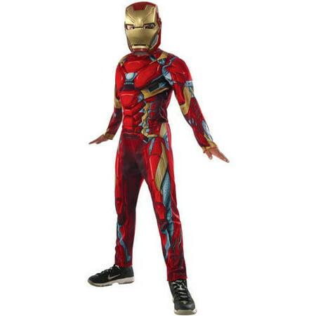 Ironman Costume Toddler (Avengers