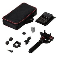 Fotodiox Gimbal-Stabilizer Pro Carbon Fiber Gimbal Stabilizer for DSLR, MILC & Gopro Camera