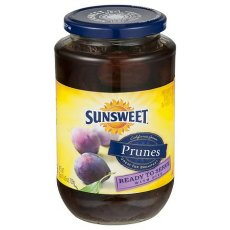 (2 Pack) Sunsweet Prunes, 25