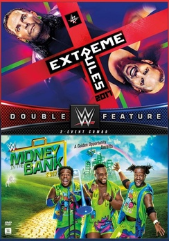 WWE: Extreme Rules   Money In The Bank 2017 (DVD) by WORLD WRESTLING