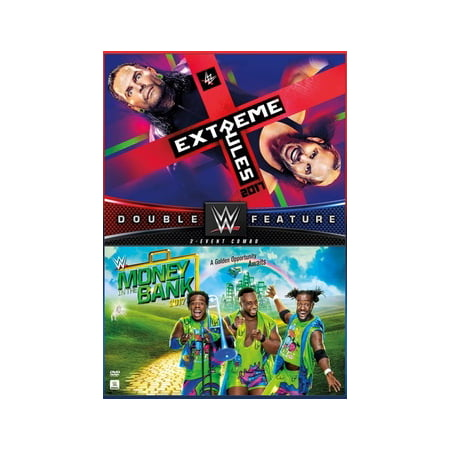 WWE: Extreme Rules / Money In The Bank 2017 - Halloween Science World 2017