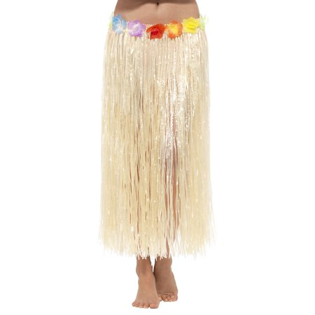 Hawaiian Hula Skirt Adult](Hawaiian Costume)