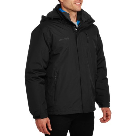 Swiss Tech Men's 3-in-1 System Jacket