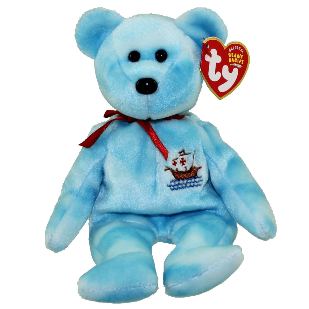 Ty Beanie Baby CAND-e the Bear MINT with MINT TAG 8.5 Inch Internet Exclusive