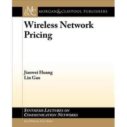 Wireless Network Pricing