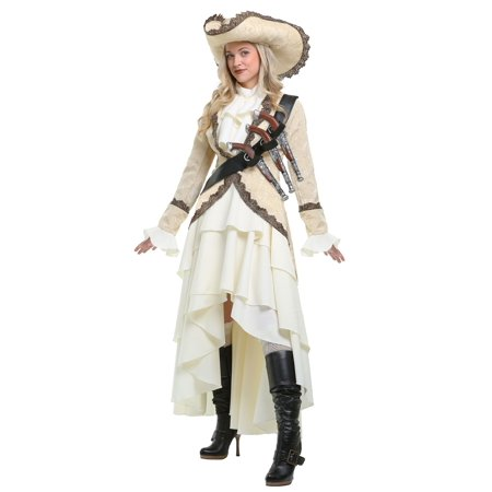 Captivating Pirate Womens Plus Size Costume for $<!---->