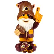 Forever Collectibles NFL Thematic Gnome Version 2, Washington Redskins