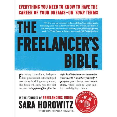 Freelancer's Bible - Paperback