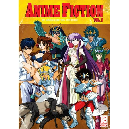 Anime Fiction 2 (DVD) - L'halloween Dessin Anime