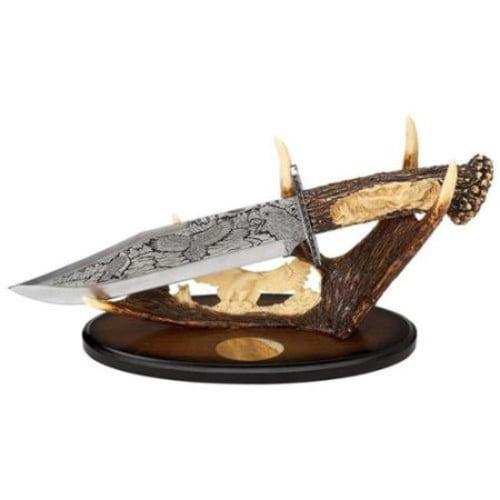 "Maxam® 15"" Decorative Fixed Blade Knife"