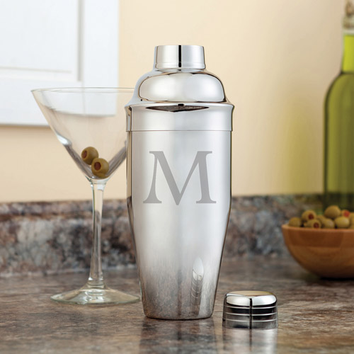 Personalized Shake It Up Cocktail Shaker