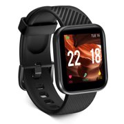 Smart Watch for Android and iPhone, Virmee VT3 Lite Fitness Tracker Health Tracker IP68 Waterproof Smartwatch for Women Men
