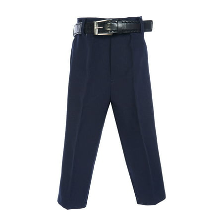 Avery Hill Boys Flat Front Dress Pants with (Eton Boys Dress)