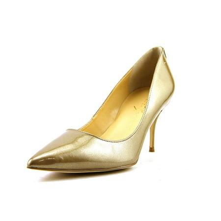 Ivanka Trump Tirra Pointed Toe Synthetic Heels