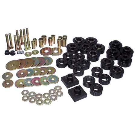 Energy Suspension E12-34161G Body Mount Chassis Bushing Kit