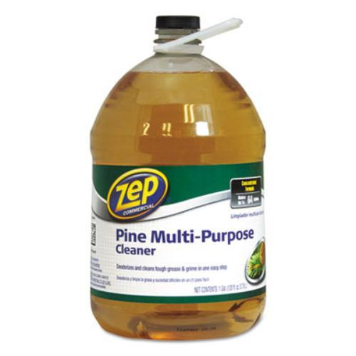 Amrep ZUMPP128 Multi-purpose Cleaner, Pine Scent, 1 Gal Bottle