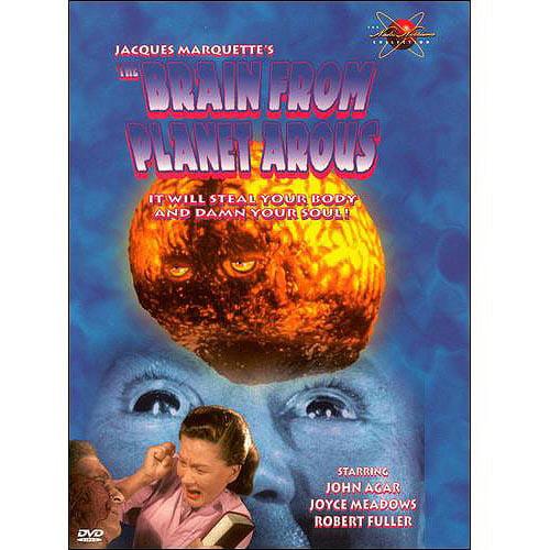The Brain From Planet Arous (Full Frame)