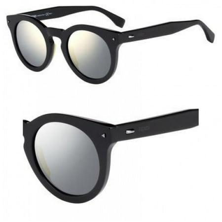 Sunglasses Fendi 214 /S 009Q Brown / UE gray ivory mirror lens