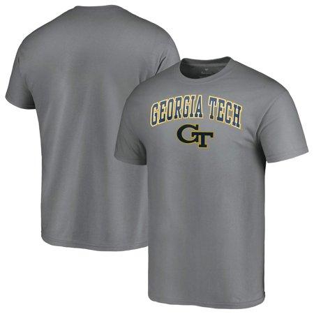 GA Tech Yellow Jackets Fanatics Branded Campus T-Shirt - (Mens Clothing Athens Ga)