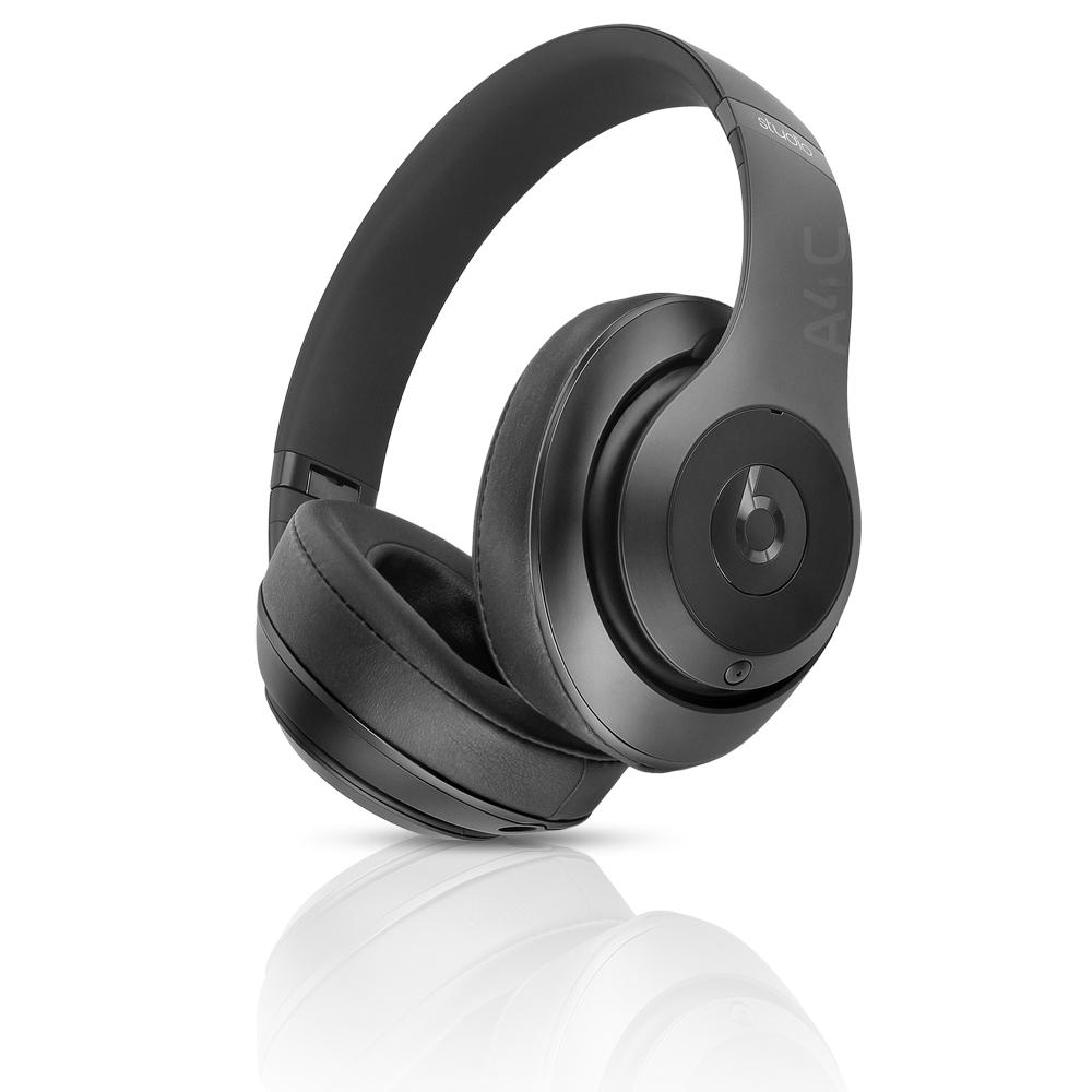 (Refurbished) Beats Studio 2 Wireless B0501 Over-Ear Headphones (MHAJ2AM/A) Matte Black