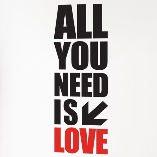 Image of ADZif BlaBla All You Need Wall Decal