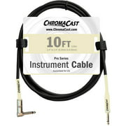 ChromaCast Pro Series Instrument Cable, Angle-Straight