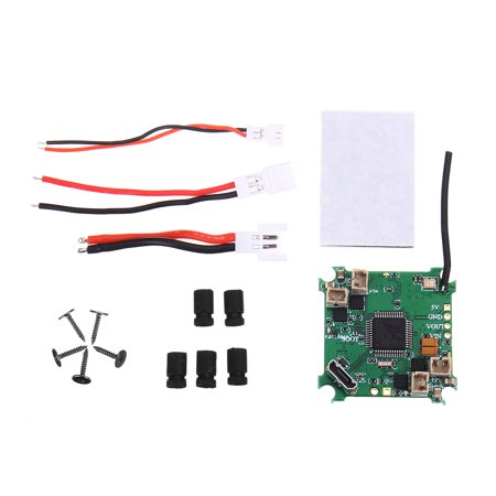 Eachine Beecore V2.0 Brushed F3+OSD Flight Control Board For Inductrix Tiny Whoop Eachine E010 E010S ()