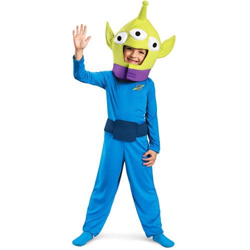 Alien Child Halloween Costume