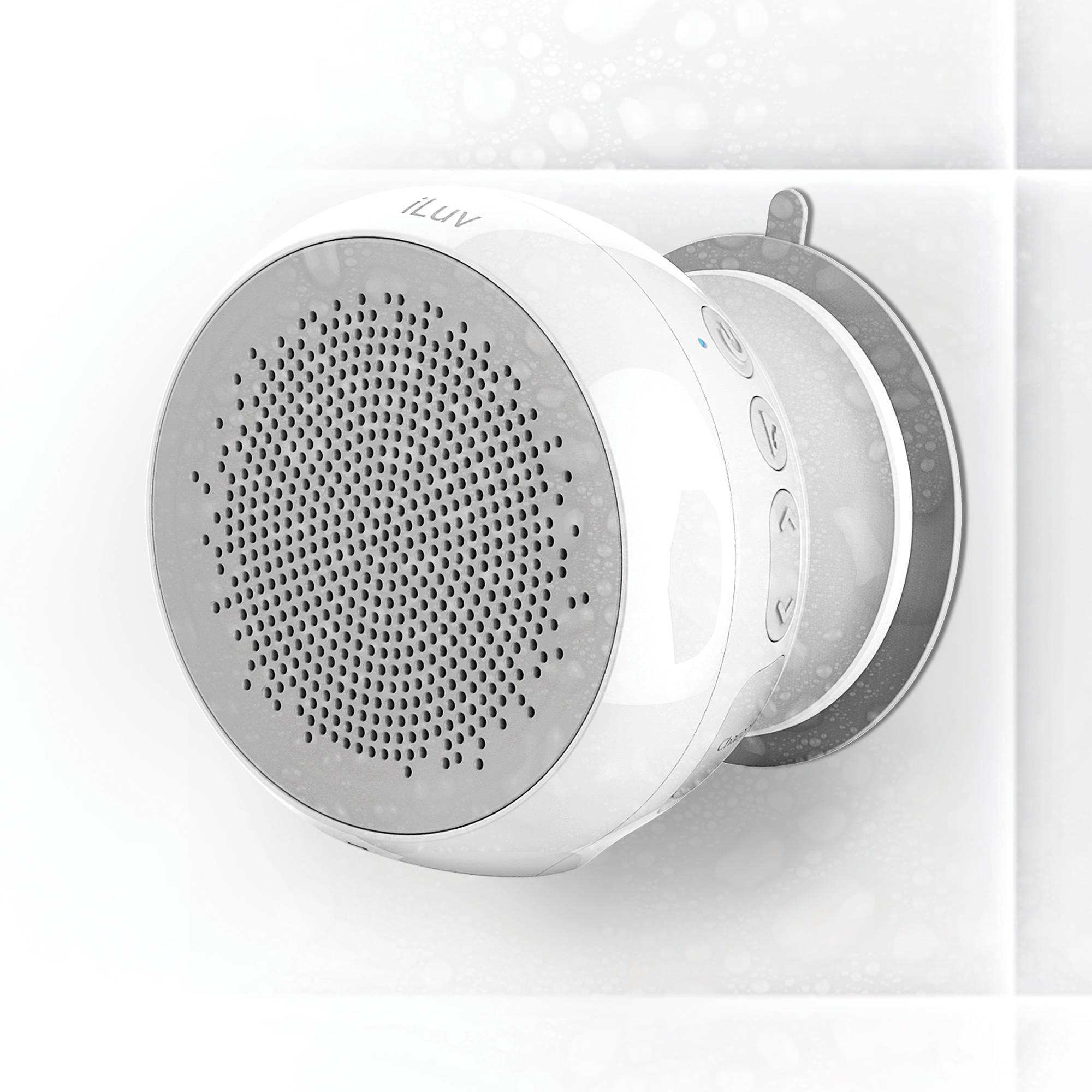 iLuv Shower Bluetooth Speaker
