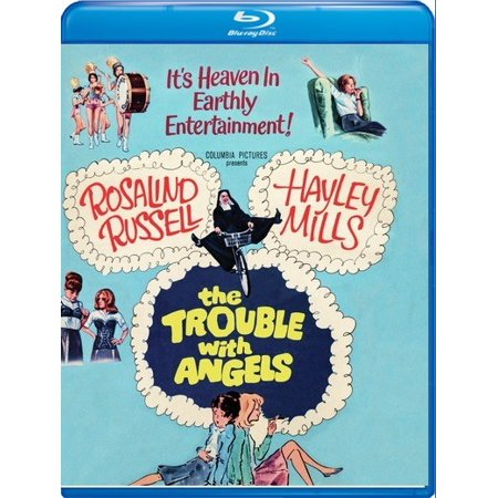 The Trouble with Angels [Blu-ray]](Angel With A Halo)