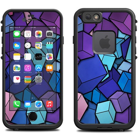skin decal for lifeproof iphone 6 fre case / prism1